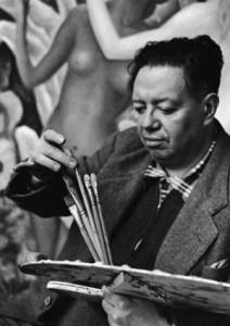 Reconocido muralista y pintor mexicano nació en Guanajuato