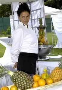Es una chef internacional y empresaria nacida en México D.F
