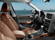 Interior de Audi Q5 2012