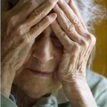 Con demencia senil, ponte alerta
