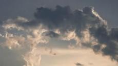 ¿Por qué hay nubes negras y otras blancas?