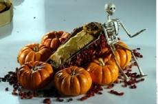 Dar de comer a los muertos