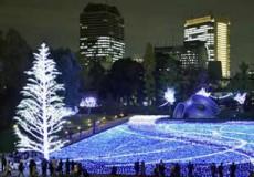 En Japón el día de Navidad no es festivo, lo importante es el año nuevo. Foto El Universal