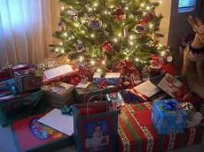 El intercambio de regalos es muy popular. Foto: El Universal