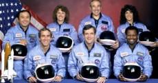 TRIPULACIÓN. Los astronautas de la misión del Challenger.