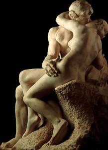En el Renacimiento se saludaba besando en la boca.