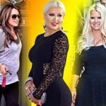 Las dietas famosas y las famosas que no hacen dieta