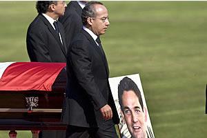 Camilo Mouriño viajaba también en un avión Lear Jet igual que Rivera.