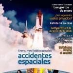"""""""Enero, mes fatídico para los accidentes espaciales"""""""