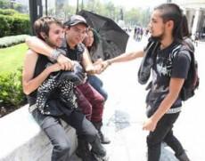 Los adolescentes son rebeldes por naturaleza.