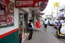 Los préstamos van desde 30 hasta 300 mil pesos.