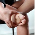 El pie de atleta es el principal problema de los pies.