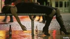 ¿Por qué los borrachos son más pesados?
