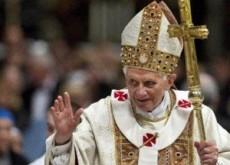 Benedicto reveló que rogaba a Dios no ser electo Papa.