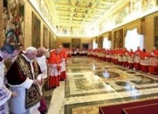 Otro Papa del mismo nombre Benedicto IX también renunció.