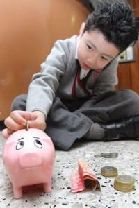 Fomentar desde la infancia el hábito del ahorro