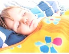 Suelen ocurrir de dos a tres horas después de que el niño concilia el sueño.