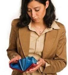 Para algunas mujeres, la situación económica hace que eviten embarazarse.