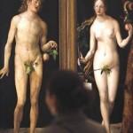 La manzana juega un papel primordial en el pasaje bíblico de Adán y Eva