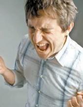 Náuseas, dolor abdominal o estreñimiento son sólo algunos de los efectos físicos de la ira reprimida.