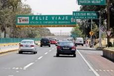 En el país, 80% de las personas viajan por carretera.