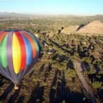 Volar en globo es una actividad que libera mente, cuerpo y espíritu