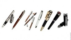 Ediciones especiales de plumas y bolígrafos