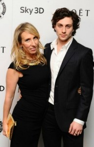 Aaron Johnson y Sam Taylor-Wood