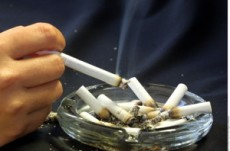 En pacientes con cáncer de pulmón, aproximadamente 95% son fumadores.