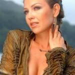 THALÍA, cantante.