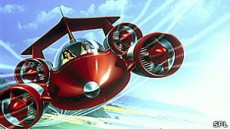 ¿Habrá alguna vez autos voladores?