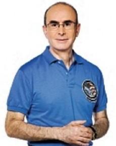 RODOLFO NERI VELA, astronauta.