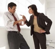 Los conflictos laborales se dan en personas con poca inteligencia emocional.