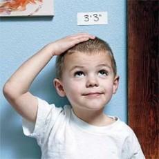 Cerca del 13% de los niños tienen talla baja