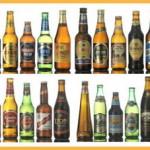 Hay más de 100 clases de cerveza.