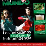 Los mexicanos celebran su independencia