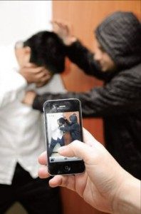 En la preparatoria se presentan más comportamientos violentos.