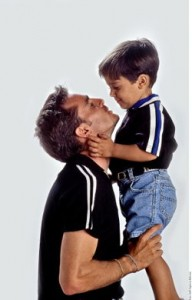 Los padres deben de infundirles seguridad y tranquilidad.
