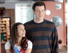 Lea y Cory fueron novios dentro y fuera de la pantalla.