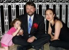 John Ritter murió justo el día en que se hija cumplió 5 años.