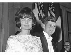 Jackie fue viuda dos veces, de Kennedy y de Onassis