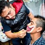 Con un buen maquillaje puedes olvidarte de los costosos disfraces de Halloween