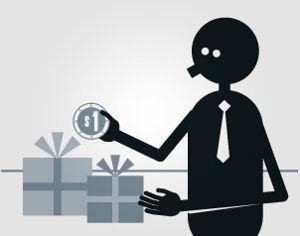 Comprar los regalos necesarios y no excederse