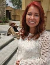 La productora Carla Estrada hace diversos rituales para recibir el año nuevo