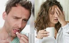 Los síntomas de la resaca pueden ser mareos, náuseas, dolor muscular y dolor de cabeza.