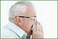La temporada de gripe un riesgo particular para las personas a partir de los 65 años.