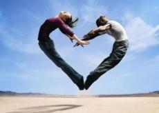 Es muy difícil que el amor llegue súbitamente.